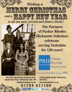 PRH Partners Xmas
