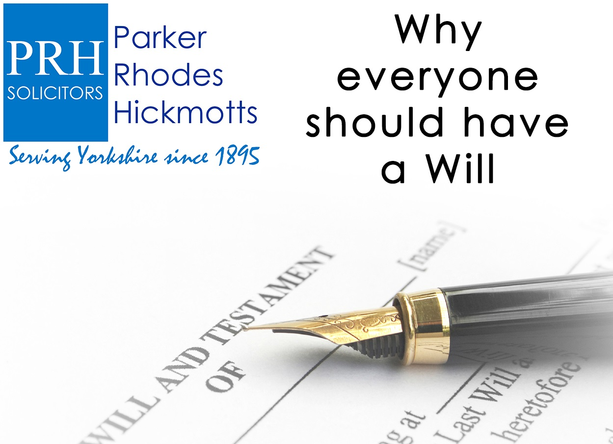 Why everyone should have a will1