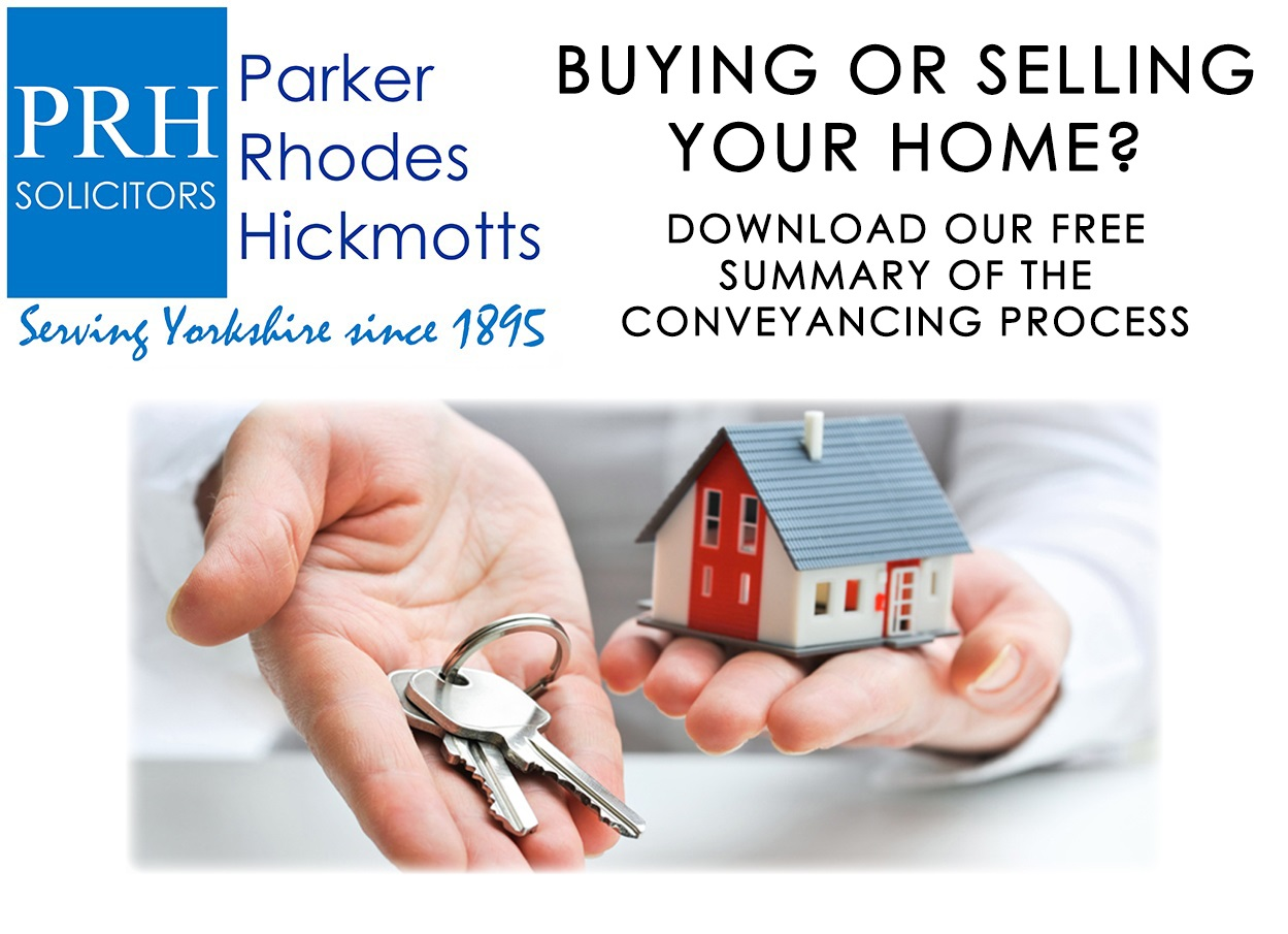 buying or selling your home
