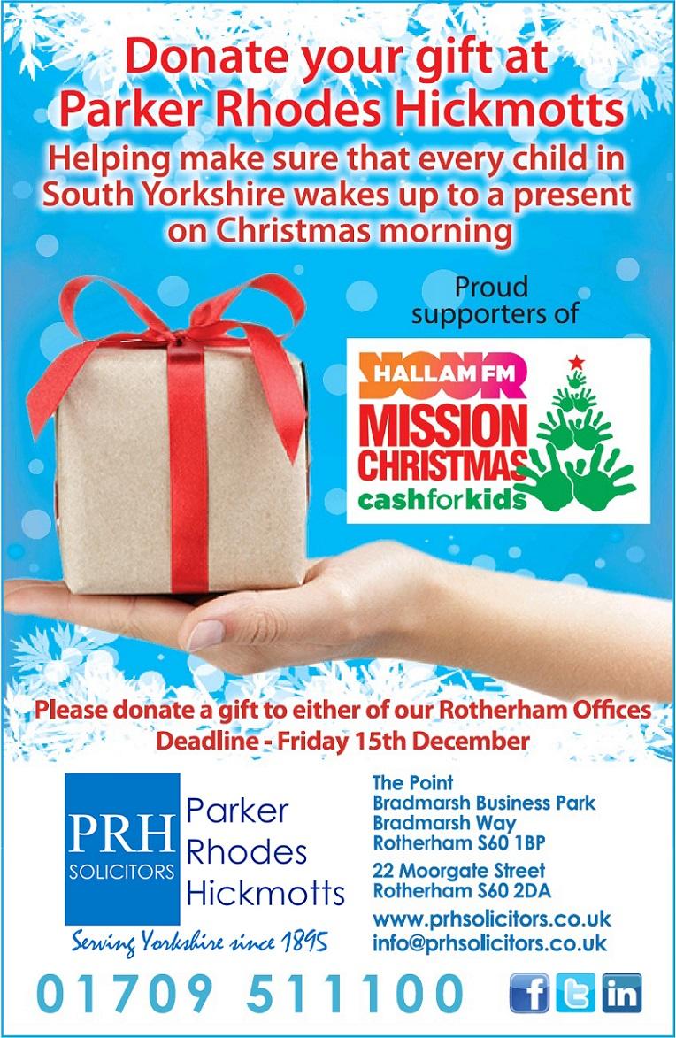 PRH Mission Christmas 2017